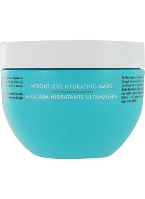 Moroccanoil Ağirlik Yapmayan Nemlendirici Maske 250 Ml - Weightless Hydrating   Renksiz